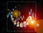 Computing Geometry — Stock Photo