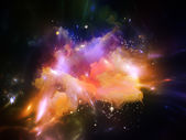Colorful Space — Stock Photo