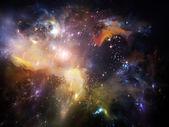 Space Propagation — Stock Photo