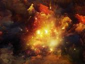 Nebula Dreams — 图库照片