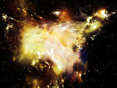Nebula Lights — Stock Photo