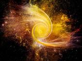 Space Vortex — Stock Photo