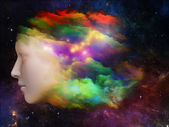 Mind Colors — Foto Stock