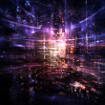 Virtual City — Stock Photo #46575737