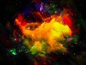 Space Arrangement — Stock Photo
