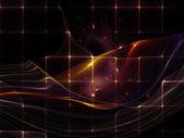 Synergię przestrzeni — Zdjęcie stockowe
