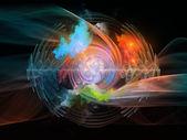 Synergies of Vortex — Stock Photo