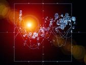 Realms of Geometry — Stock Photo