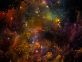 Inner Life of Space — Stock Photo