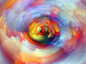 Color Abstraction — Stock Photo