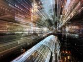 Urban Lights — Stock Photo