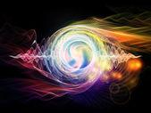 Wave Particle — Foto de Stock