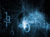Opkomst van getallen — Stockfoto