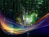 Digital Logic — Stock Photo