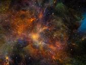 Depth of Space — Stock Photo