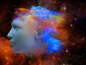 Spectrum of the Mind — Stock Photo