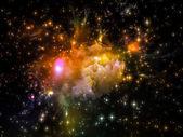 Nebula Magic — Stock Photo