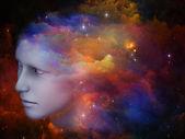 Colores de la mente — Foto de Stock