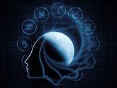 Lunar Magnetism — Stock Photo