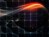 Fabric of Space — Stock Photo