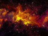 Conceptual Nebula — Stock Photo