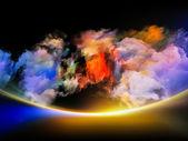 Toward Digital Colors — Stock Photo