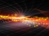 Fractal Realms Synergy — Stock Photo