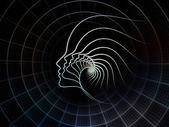Accidental Soul Geometry — Stock Photo