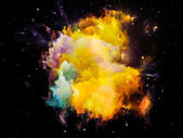 Nebula Composition — Stock Photo