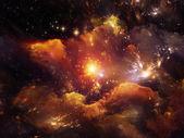 Nebula Elegance — Stock Photo