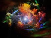 Vortex in Space — Stock Photo