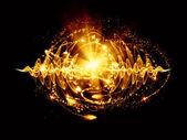 атом — Стоковое фото