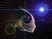 Synergies of Geometry — Stock Photo