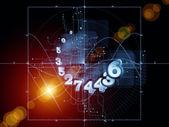 Geometry — Stockfoto
