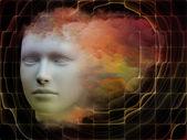 Colors of the Mind — Foto de Stock