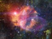 Nebulosa förökning — Stockfoto