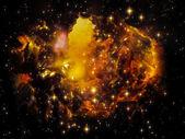 Nebula Design — Stok fotoğraf