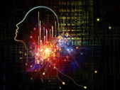 Artificial Intelligence — Stock Photo