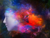 Colors of the Mind — Stock Photo