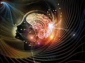Conceptual Mind — Stock Photo