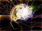 Evolving Mind — Stock Photo