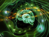 Mind Abstraction — Stock Photo