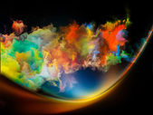 Digital Colors — Stock Photo