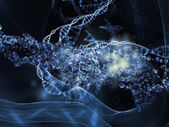 Propagation of DNA — Stock Photo