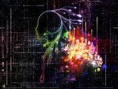 Numeric Intelligence — Stock Photo