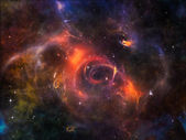 Space Energy — Stock Photo