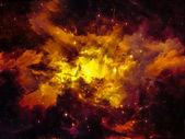 Conceptual Nebula — Stock Photo