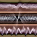 Abstract Sound Analyzer — Stock Photo #9343273