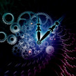 Manufacturing of time — Stock Photo #9714650
