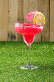 Strawberry Watermelon Daiquiri — Stock Photo